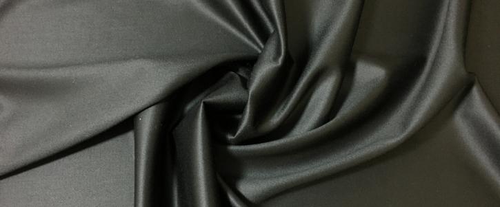 Doppelgewebe - schwarz