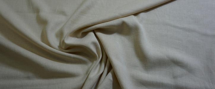 Schurwolle mit Leinen - hellbeige