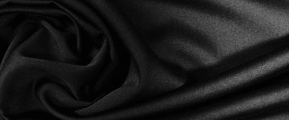 Trevira - schwarz