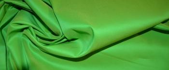 Stretch-Baumwolle - gelbgrün