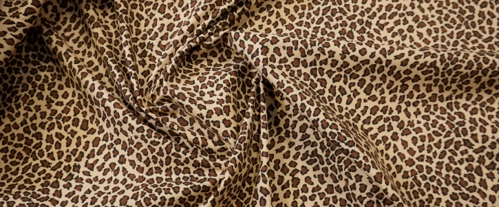 Baumwolle - animalprint