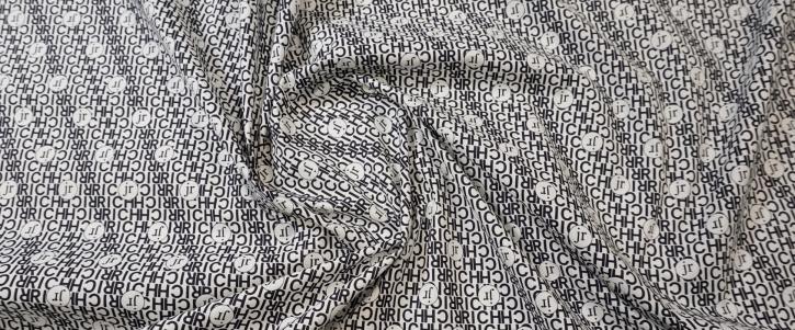 Baumwolle - Schriftzüge