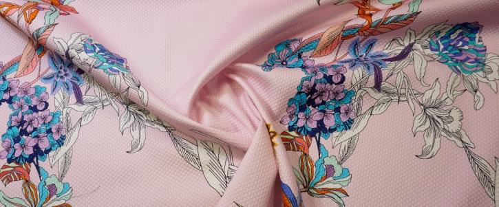 Waffelpikee - rosa