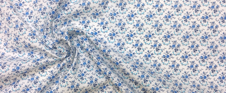 Baumwolle - Streublumen