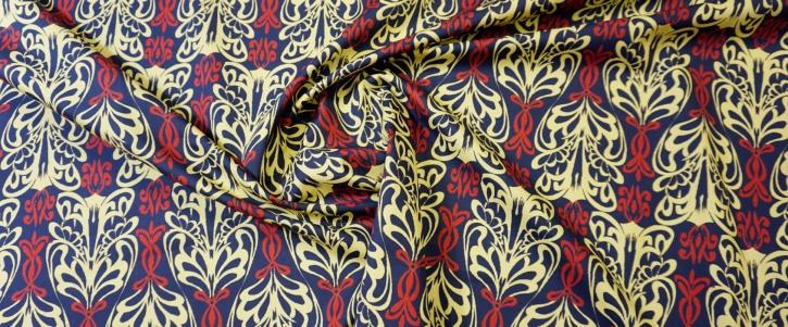 Baumwolle - organisches Muster