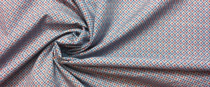 Baumwolle - Krawattendruck