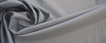 Blusen- und Hemdenqualität - silbergrau