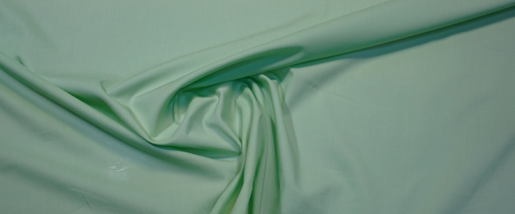 Baumwolle - hellgrün