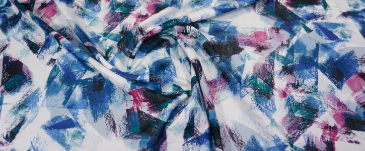 Baumwolle - abstraktes Muster