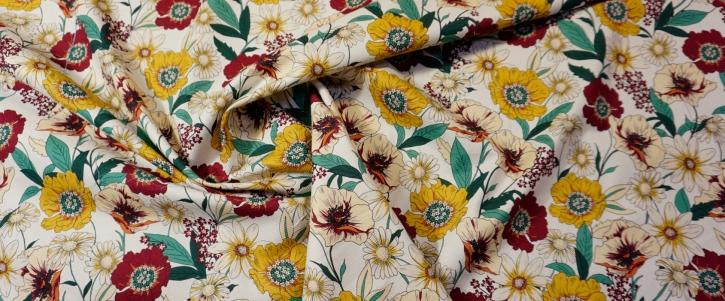 Kostümqualität - Blumen