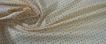 Baumwolle in Stretchqualität