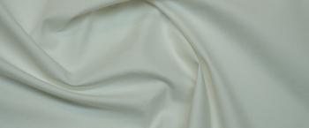 Baumwollstretch - weißes Paisley