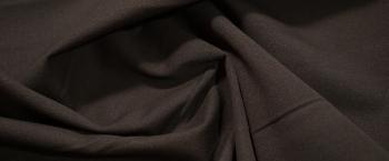 Rest Baumwollstretch - schwarz