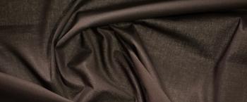 Baumwollstretch - schwarz