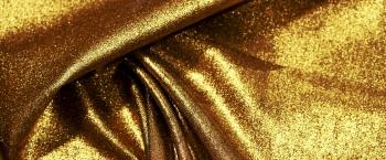 Rest Demin mit Gold