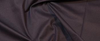 Baumwollstretch - nachtblau