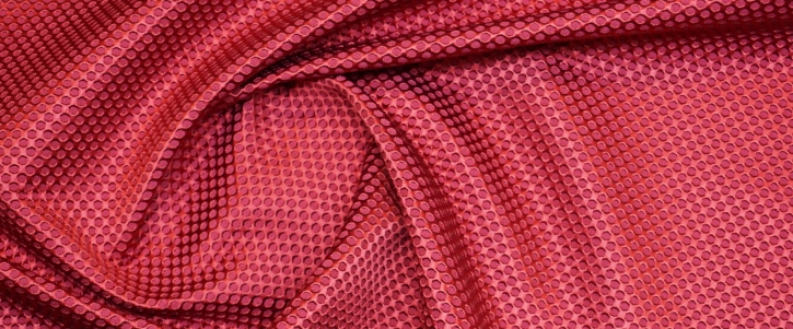 Baumwollmischung - purpur