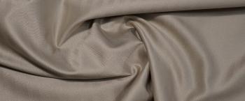 Baumwolle mit Seide - beige/silber