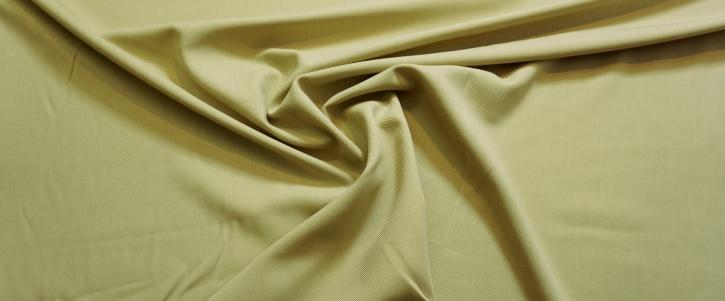 Baumwollmix - hellgrün/weiß
