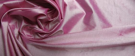 Dupion, rosa-pink