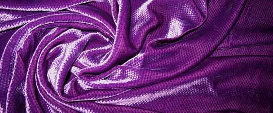 Viskosesamt, Burda 8/2012 Kleid 123 - Top und Weste 117