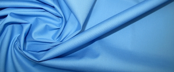 Stretchqualität - himmelblau