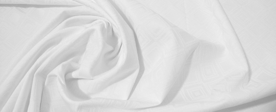 Baumwollmischung in Stretchqualität