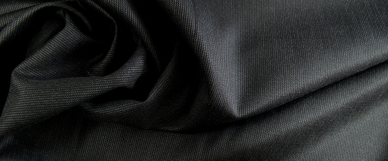 Seidenmischung, schwarz-braun