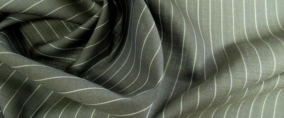 Baharive - Nadelstreifen in grau