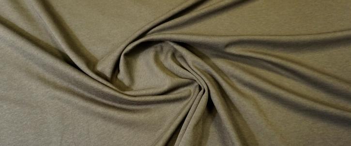 Double-Face-Jersey - military green