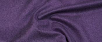 Loro Piana - lila mit grauer Gegenseite