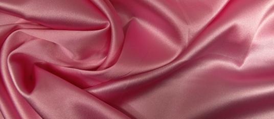 Satin in Stretchqualität - pink