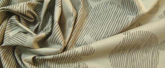 Baumwolle - pflanzengefärbt