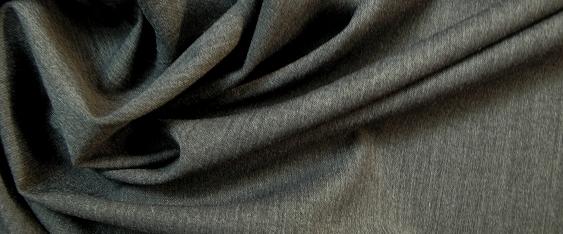 bi-elastische Gabardine - grau