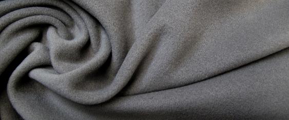 Kaschmirmischung - grau