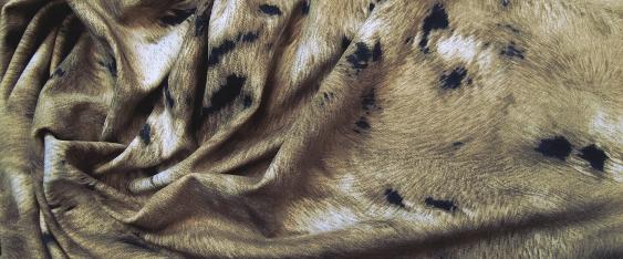 Jersey - animal print