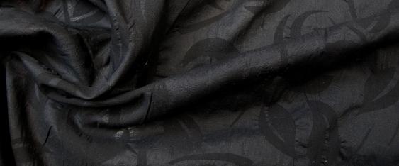 Jacquard - schwarz