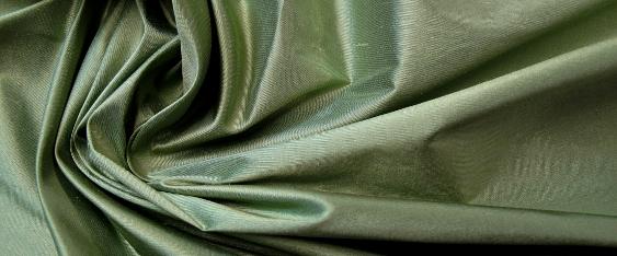 Dupion - hellgrün