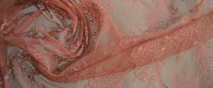 elastische Spitze - rosenholz