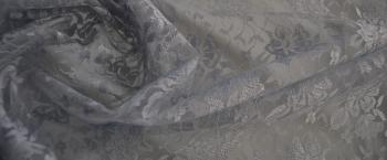 Spitze - graublau