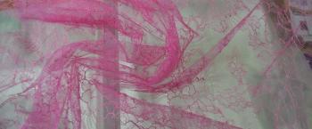Spitze - pink