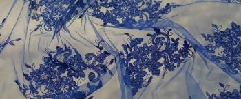 Gimpenspitze - königsblau