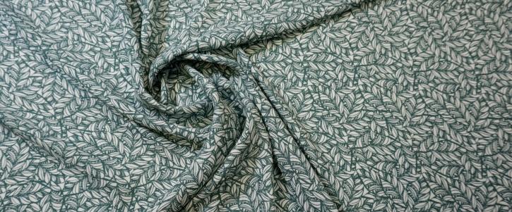 Viskosecrepe - Blätter