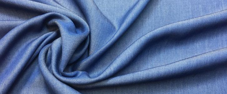 Viskose - jeansblau