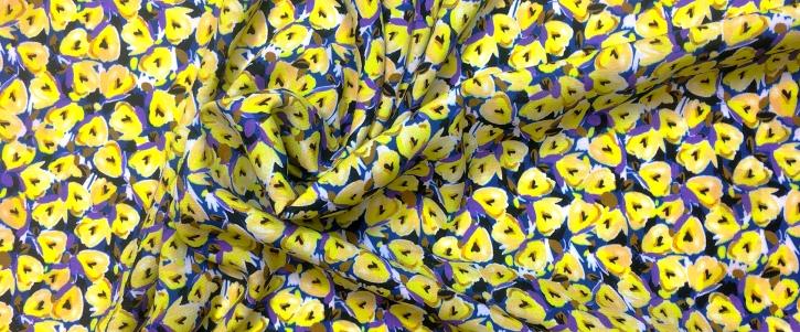 Viskose Marocaine - Blüten