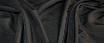 Rest Viskose - schwarz