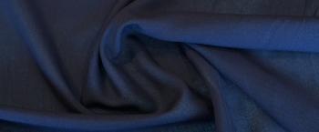 Rest Viskose - dunkelblau