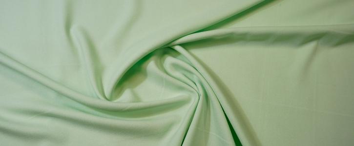 Viskosecrepe - pastell mint