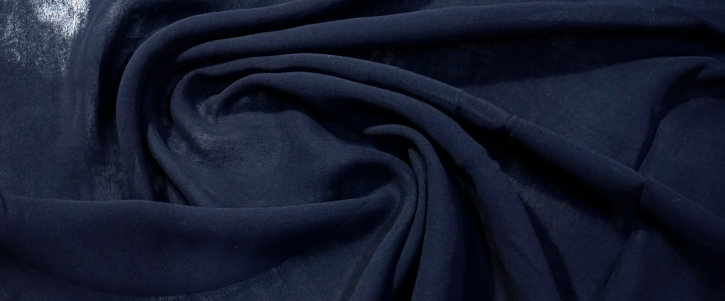 Doppelkrepp - dunkelblau
