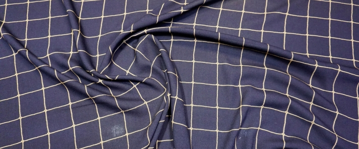 Hermess - Seil auf nachtblau